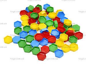 Детская мозаика «Соты», 461, toys