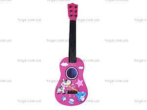 Детская музыкальная гитара в чехле, B-74D, купить
