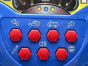 Детская музыкальная игрушка «Руль», 928, цена