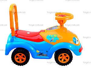 Детская музыкальная каталка «Луноходик», 119РУ174музруль, магазин игрушек