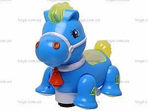 Детская музыкальная лошадка, 2130A