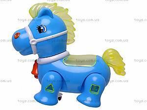 Детская музыкальная лошадка, 2130A, отзывы