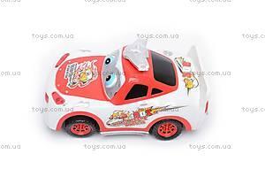Детская музыкальная машина «Тачки», 970, купить