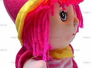 Детская музыкальная мягкая кукла, 84A14, игрушки