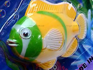 Детская музыкальная рыбалка, 3 рыбки, 2155A, цена