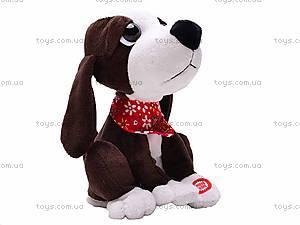 Детская музыкальная собачка, CL1118-2, фото