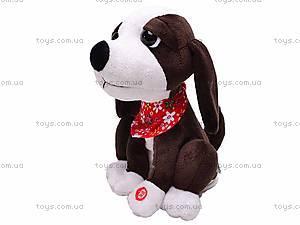Детская музыкальная собачка, CL1118-2, цена