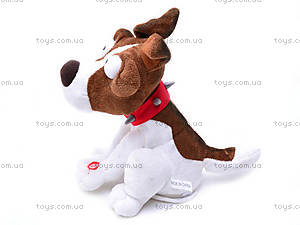 Детская музыкальная собачка, CL1118-2, toys.com.ua