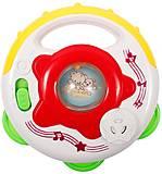 Детская музыкальная игрушка «Бубен», A 661, купить