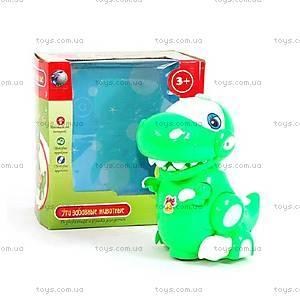 Детская музыкальная игрушка «Динозавр», 235