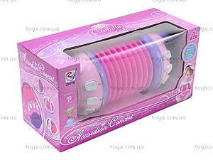 Детская музыкальная игрушка «Гармошка», ZY2804A, отзывы