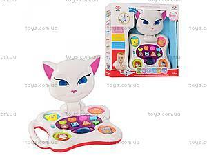 Детская музыкальная игрушка «Кот Том»,
