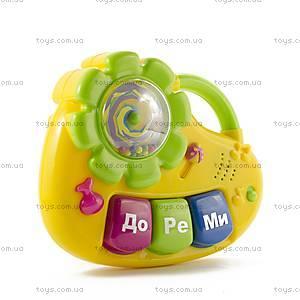 Детская музыкальная игрушка «Пианино», TK11N, купить