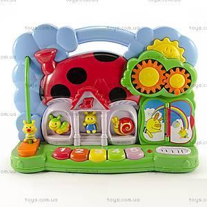 Детская музыкальная игрушка «Солнечный город», TC60FY