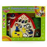 Детская музыкальная игрушка «Теремок», I66FY, фото