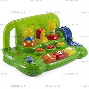 Детская музыкальная игрушка «Веселая полянка», TC62FY, отзывы