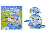 Детская музыкальная игрушка «Веселые дельфины», WD1015
