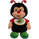 Детская мягкая игрушка «Божья Коровка», LA8540, фото
