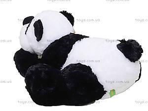 Детская мягкая игрушка «Панда», лежачая большая, К334А, отзывы