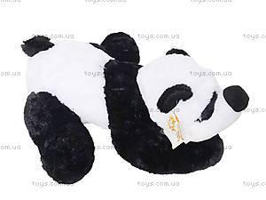 Детская мягкая игрушка «Панда», лежачая средняя, К334В, фото