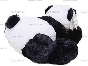 Детская мягкая игрушка «Панда», лежачая средняя, К334В, отзывы