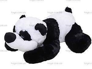 Детская мягкая игрушка «Панда», лежачая средняя, К334В