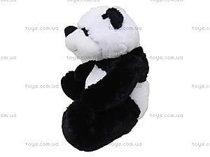 Детская мягкая игрушка «Панда», сидячая маленькая, К335С, отзывы