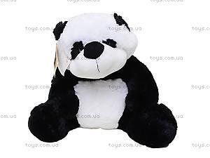Детская мягкая игрушка «Панда», сидячая маленькая, К335С