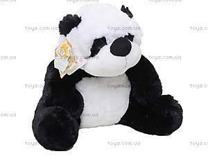 Детская мягкая игрушка «Панда», сидячая средняя, К335В, фото