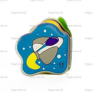 Детская мягкая книжка «Яркие картинки», 423TBK PPH, купить