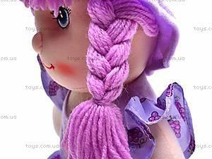 Детская мягкая кукла в шляпе, R1214(ABC), фото