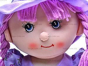 Детская мягкая кукла в шляпе, R1214(ABC), детские игрушки