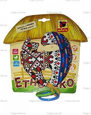 Детская мягкая игрушка «Котик», MK3103-01