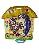 Детская мягкая игрушка «Котик», MK3103-01, купить