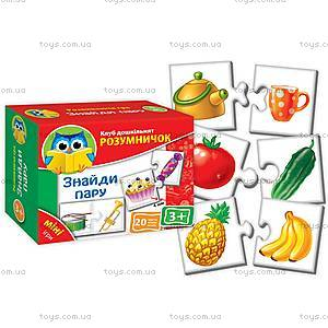Детская мини-игра «Найди пару», VT1309-07