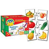 Детская мини-игра «Найди пару», VT1309-07, фото