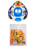 Детская надувная лодочка - круг, BT-IG-0013, toys