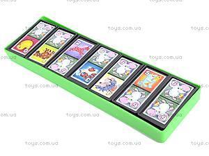 Детская настольная игра «Домино», 00009, цена