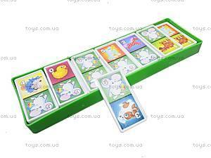 Детская настольная игра «Домино», 00009, купить