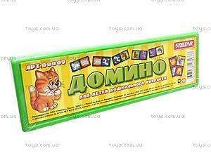 Детская настольная игра «Домино», 00009