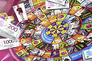 Детская настольная игра «Мегаполия», , цена