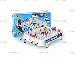 Детская настольная игра «Хоккей», H0001