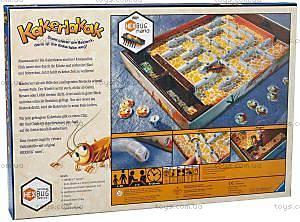 Детская настольная игра «Кукарача», 22257, купить