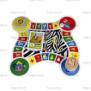 Детская настольная игра «Мой зоопарк», 1203, фото