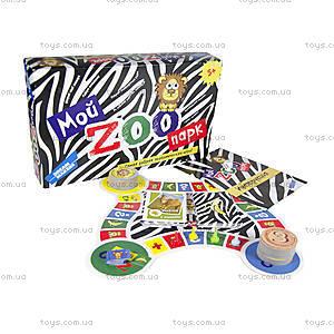 Детская настольная игра «Мой зоопарк», 1203
