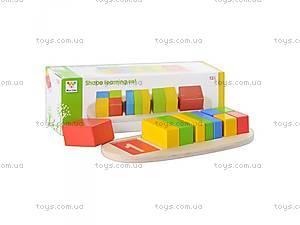 Детская обучающая игрушка Геометрика,