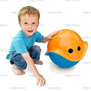 Детская оранжевая игрушка-качалка Билибо, 43006, цена