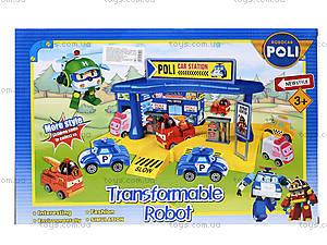 Игрушечная парковка для детей «Робокар Поли», 660-198, цена