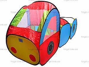 Детская палатка «Автобус», A999-27, купить