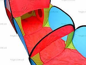 Детская палатка «Автобус», A999-27, отзывы